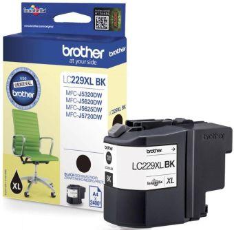 Originálna cartridge Brother LC-229XLBK (Čierná)