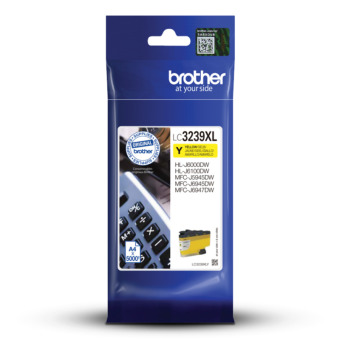 Originálna cartridge Brother LC-3239XL Y (Žltá)