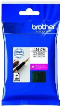 Originálna cartridge Brother LC-3617 M (Purpurová)