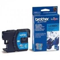 Originálna cartridge  Brother LC-980C (Azúrová)