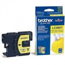 Originálna cartridge  Brother LC-980Y (Žltá)