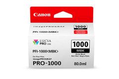 Cartridge do tiskárny Originálna cartridge Canon PFI-1000MBK (Matne čierna)
