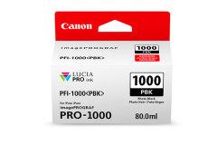 Cartridge do tiskárny Originálna cartridge Canon PFI-1000PBK (Foto čierna)