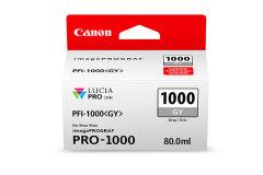 Cartridge do tiskárny Originálna cartridge Canon PFI-1000GY (Sivá)