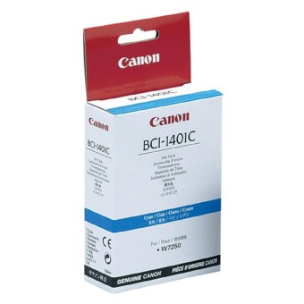 Originálna cartridge Canon BCI-1401C (Azúrová)