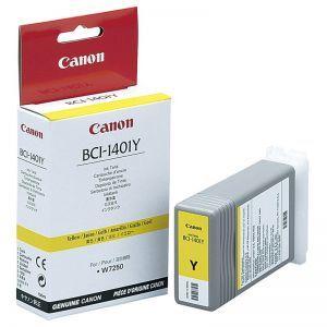 Originálná cartridge Canon BCI-1401Y (Žltá)