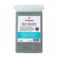 Cartridge do tiskárny Originálná cartridge Canon BCI-1431PC (Foto azúrová)