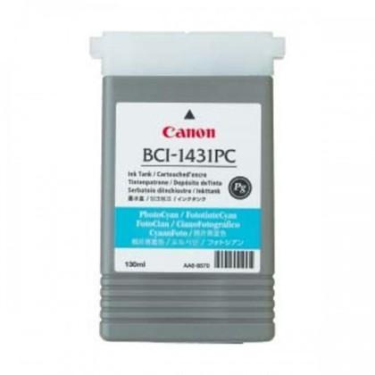 Originálná cartridge Canon BCI-1431PC (Foto azúrová)