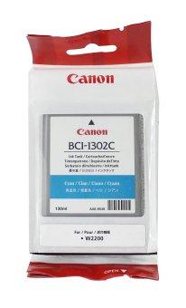 Originálna cartridge Canon BCI-1302C (Azúrová)