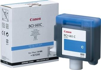 Originálna cartridge Canon BCI-1411C (Azúrová)