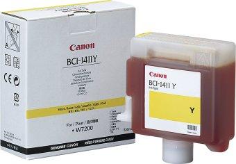 Originálná cartridge Canon BCI-1411Y (Žltá)