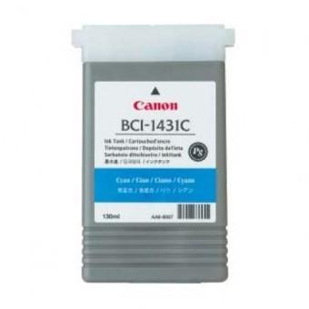 Originálna cartridge Canon BCI-1431C (Azúrová)