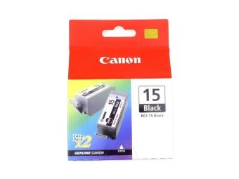 Originálna cartridge  Canon BCI-15Bk (Čierna)