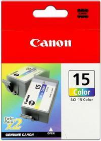 Originálná cartridge CANON BCI-15C (Farebná)