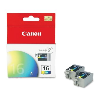 Originálna cartridge  Canon BCI-16C (Farebná)