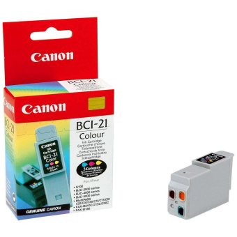 Originálná cartridge CANON BCI-21C (Farebná)
