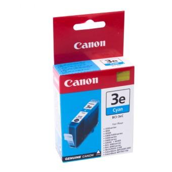 Originálna cartridge Canon BCI-3eC (Azúrová)