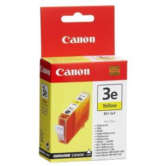 Originálna cartridge Canon BCI-3eY (Žltá)