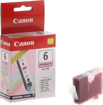 Originálna cartridge Canon BCI-6PM (Svetlo purpurová)