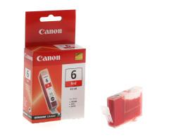 Cartridge do tiskárny Originálna cartridge Canon BCI-6R (Červená)