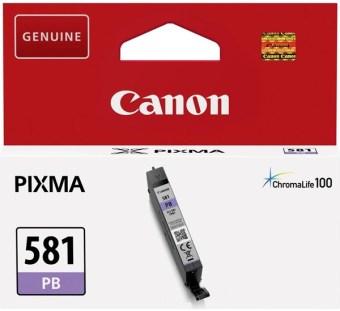 Originálná cartridge Canon CLI-581 PB (Foto modrá)