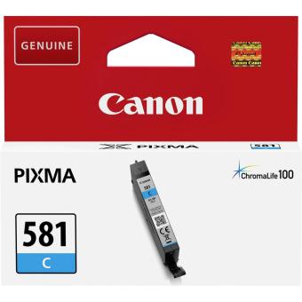 Originálna cartridge Canon CLI-581 C (Azúrová)