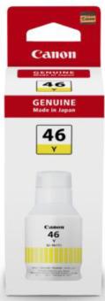 Originálná fľaša Canon GI-46 Y (Žltá)