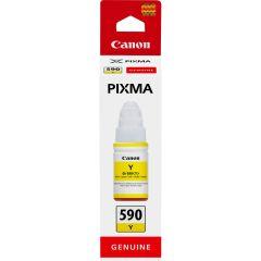 Cartridge do tiskárny Originálna fľaša Canon GI-590 Y (Žltá)