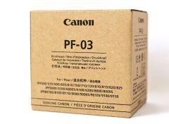 Cartridge do tiskárny Originálna tlačová hlava Canon PF-03 (Čierna)