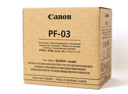 Originálna tlačová hlava Canon PF-03 (Čierna)