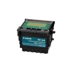 Cartridge do tiskárny Originálna tlačová hlava Canon PF-04 (Čierna)