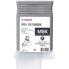 Cartridge do tiskárny Originálna cartridge Canon PFI-101 MBK (Matne čierna)