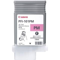 Cartridge do tiskárny Originálna cartridge Canon PFI-101 PM (Foto purpurová)
