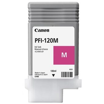 Originálna cartridge Canon PFI-120M (Purpurová)