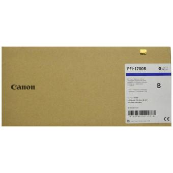 Originálna cartridge Canon PFI-1700B (Modrá)