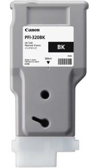 Originálna cartridge Canon PFI-320Bk (Čierna)