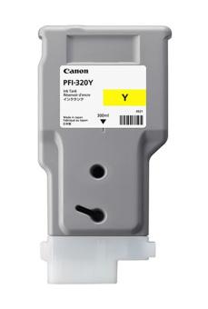 Originálna cartridge Canon PFI-320Y (Žltá)