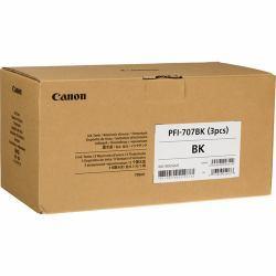 Sada originálných cartridge Canon PFI-707BK (Čierna)
