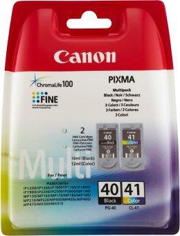 Sada originálných cartridge Canon PG-40/CL-41 (Čierna a farebná)