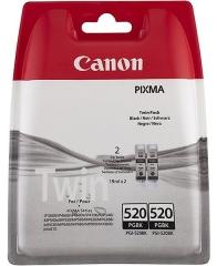 Sada originálných cartridge Canon PGI-520BK (Čierna)