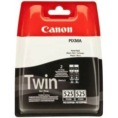 Sada originálných cartridge Canon PGI-525BK (Čierna)