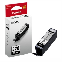 Cartridge do tiskárny Originálna cartridge Canon PGI-570BK (Čierna)