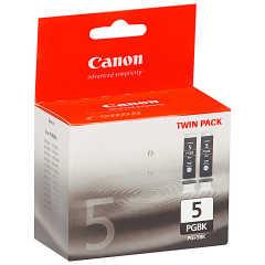 Sada originálných cartridge Canon PGI-5BK (Čierna)