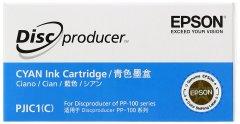 Cartridge do tiskárny Originálna cartridge Epson PJIC1 (C13S020447) (Azúrová)