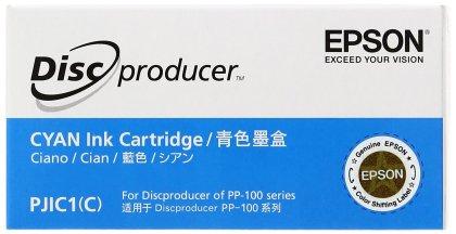 Originálna cartridge Epson PJIC1 (C13S020447) (Azúrová)