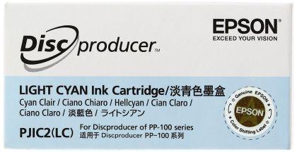 Originálna cartridge Epson PJIC2 (C13S020448) (Svetlo azúrová)