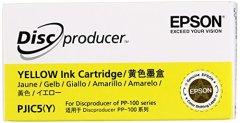 Cartridge do tiskárny Originálna cartridge Epson PJIC5 (C13S020451) (Žltá)