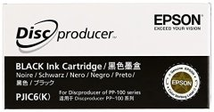 Cartridge do tiskárny Originálna cartridge Epson PJIC6 (C13S020452) (Čierna)