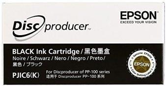 Originálna cartridge Epson PJIC6 (C13S020452) (Čierna)