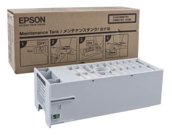 Originálna odpadová nádobka Epson C890191